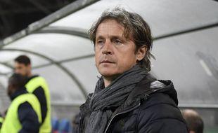 Reginald Ray est le nouveau coach du Sporting Club de Bastia.