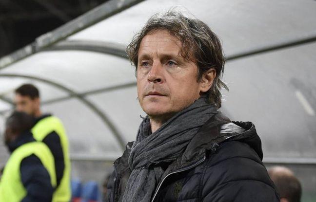 Réginald Ray est le nouveau coach de Bastia... Reste à savoir si ce sera en Ligue 2 ou en National 1...