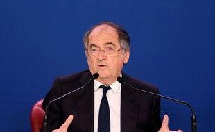 Le président de la FFF Noël Le Graët le 12 juillet 2016.