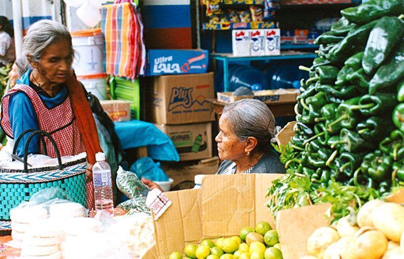 Mexique: Sur les traces du piment vert