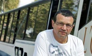 Christian Moutous est le président de la coordination des bateliers.