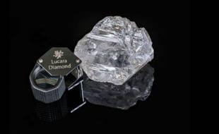 Découverte au Botswana du plus gros diamant depuis un siècle
