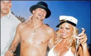 L'actrice canadienne Pamela Anderson a indiqué mercredi sur son site internet vouloir un divorce à l'amiable et digne avec le musicien Kid Rock, soulignant être très inquiète pour ses deux enfants de la couverture médiatique de l'événement.