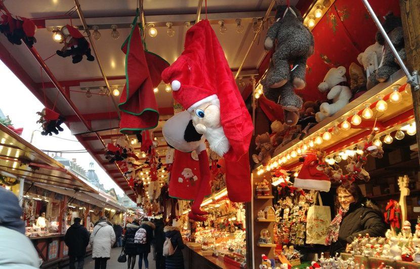 Strasbourg : Deux hommes en garde à vue dans l'enquête sur l'attentat du marché de Noël