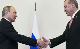 Vladimir Poutine et Recep Tayyip Erdogan ont en réalité de nombreux points communs.
