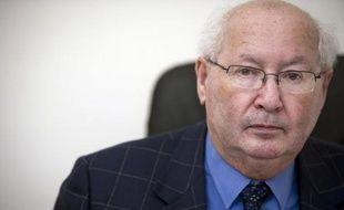 L'historien et chasseur de nazis Serge Klarsfeld.