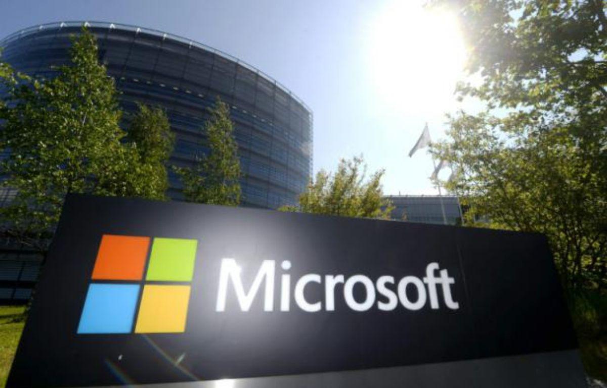 Siège de Microsoft, à Espoo près d'Helsinki en Finlande le 25 mai 2016 – Vesa Moilanen Lehtikuva