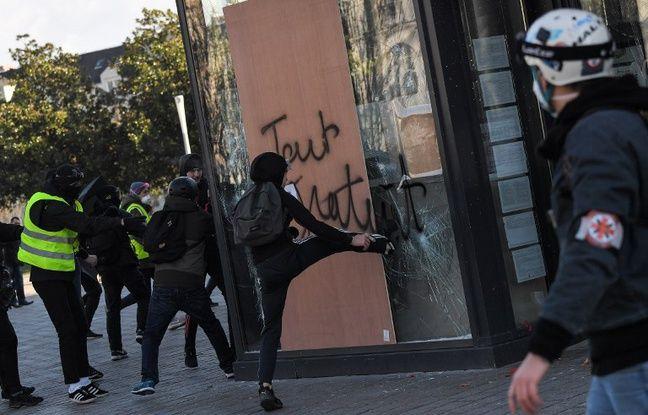 «Gilets jaunes» à Nantes: Quel est l'impact des manifestations? Les commerçants font les comptes