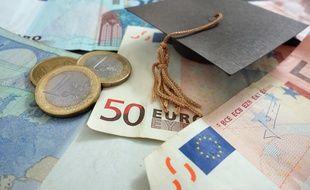En France, le montant des droits d'inscription à l'université est déterminé par l'État.