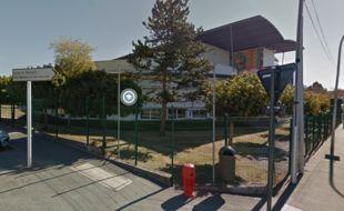 Le lycée Nelson Mandela à Poitiers.