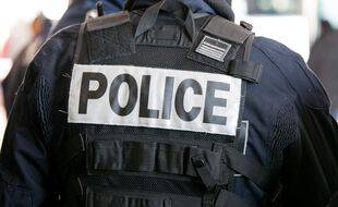 Un policier (illustration).