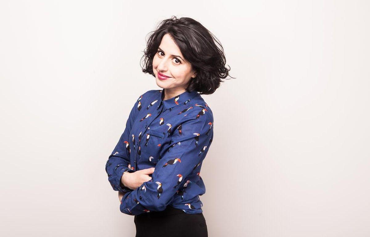 L'humoriste Nadia Roz. – DR