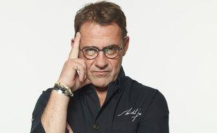 Michel Sarran, l'un des mentors de l'émission «Top Chef» sur M6.