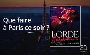 Lorde est en concert ce 5 octobre au Zénith de Paris.