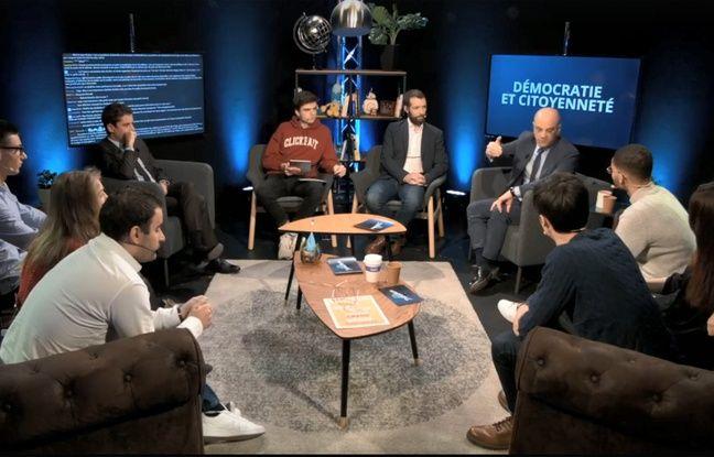 Grand débat national: On a regardé le passage de Jean-Michel Blanquer sur twitch