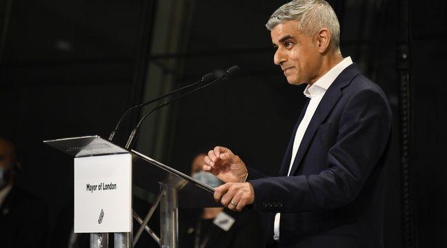 Royaume-Uni : Le travailliste Sadiq Khan réélu maire de Londres