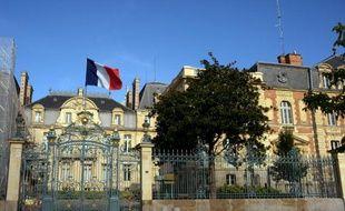 La préfecture de Rennes le 13 octobre 2013