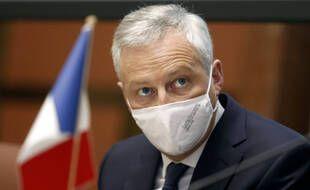 Bruno Le Maire, le ministre de l'Economie depuis mai 2017.