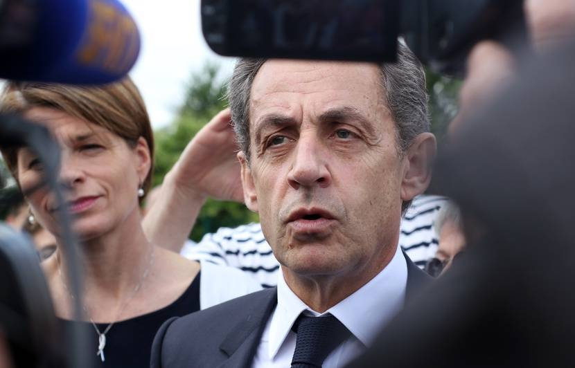 Nicolas Sarkozy visé par une enquête sur l'utilisation de grosses coupures