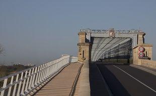 Les travaux du Pont Eiffel entre Saint-Vincent-de-Paul et Cubzac-les-Ponts (Gironde) ont duré jusqu'en décembre 2017