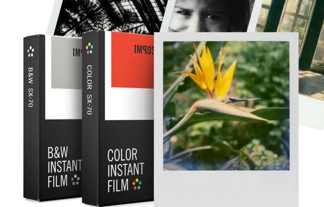 Depuis 2008, les films Impossible Project entretiennent la Polaroid mania.