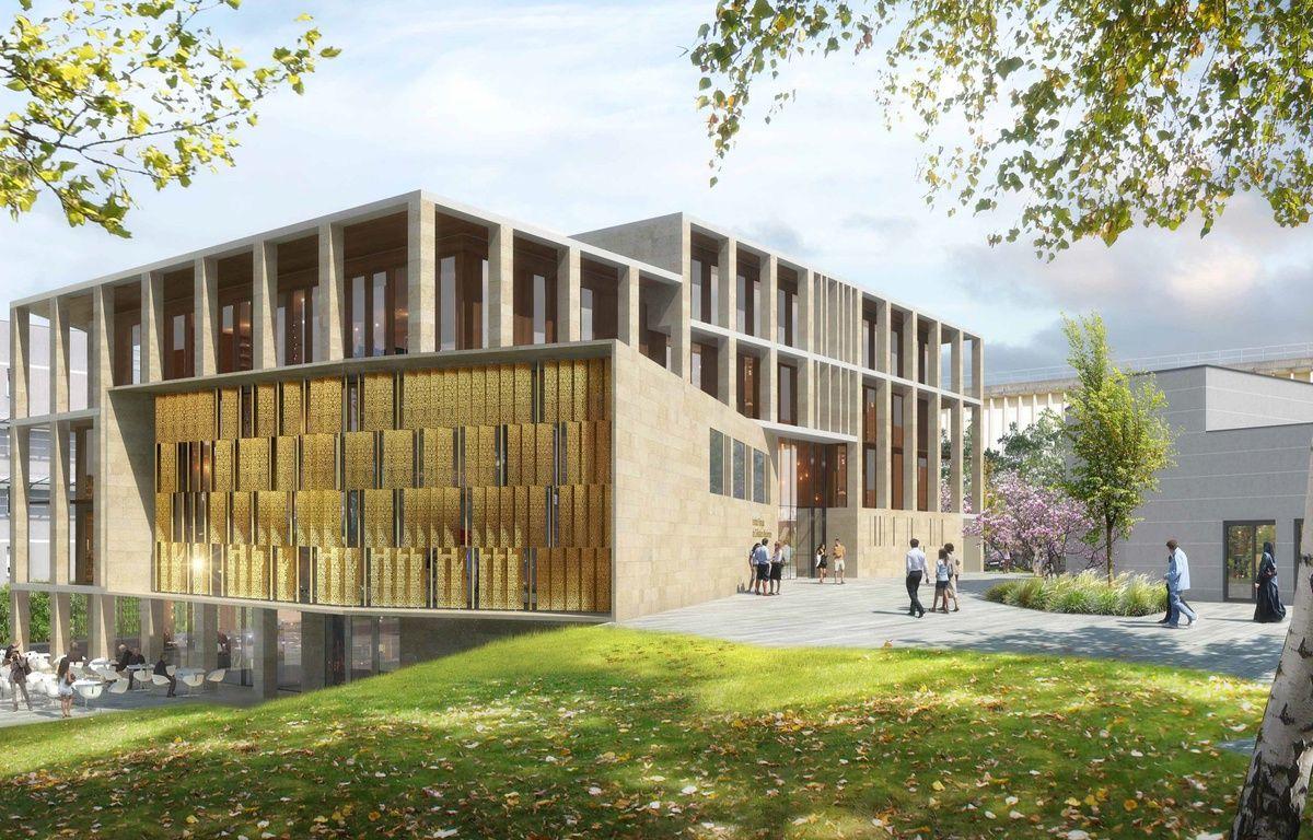 La première pierre de l'Institut français de civilisation musulmane doit être posée ce jeudi 24 novembre en présence de Bernard Cazeneuve. – Gautier Conquet