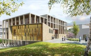 La première pierre de l'Institut français de civilisation musulmane doit être posée ce jeudi 24 novembre en présence de Bernard Cazeneuve.