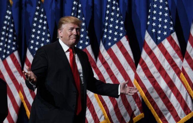 Etats-Unis: Donald Trump réaffirme son opposition à l'avortement