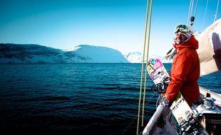 Anne-Fleur Marxer a été sacrée championne du monde de snowboard en 2011.