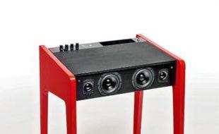 Le LD 120, « une enceinte optimisée pour l'ordinateur », selon ses concepteurs.