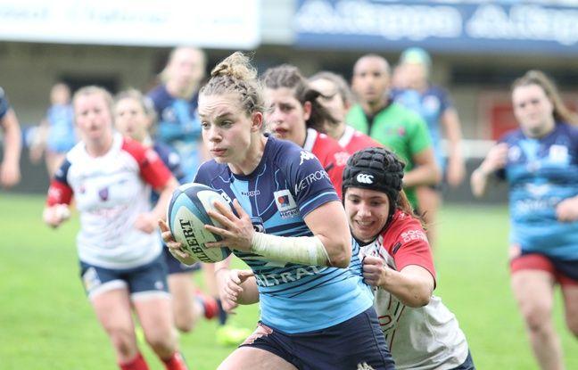 Rugby féminin: Champion de France pour la huitième fois, Montpellier roule sur le championnat