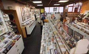 Les droits perçus par les principaux producteurs de disques ont augmenté de 1% en 2012, à 72,8 millions d'euros, selon les chiffres rendus publics jeudi par la Société civile des producteurs phonographiques (SCPP), dont font partie les quatre majors.
