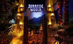 Bienvenue à Jurassic World... enfin à l'exposition «Jurassic World»