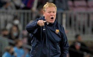 L'entraîneur catalan sait qu'il n'aura pas longtemps le droit à l'erreur cette saison.