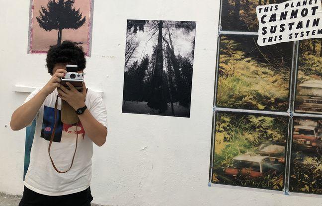Le travail d'une quarantaine d'artistes est exposé à Rennes dans le cadre de l'exposition
