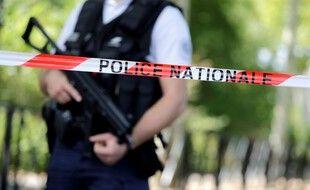 (Photo d'illustration) Un policier a tué un automobiliste qui lui fonçait dessus à Poissy.