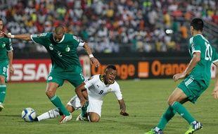 Les Algériens ne devront pas perdre