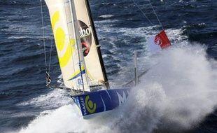 Sauf incident de dernière minute, c'est le Français François Gabart qui aura l'honneur de mener la flotte du Vendée Globe aux premières heures de l'année 2013, au 51e jour d'une régate planétaire menée tambour battant.