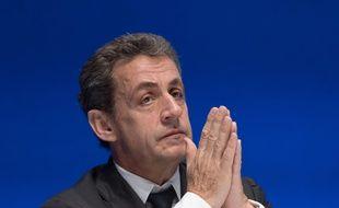 Nicolas Sarkozy le 2 juillet 2016.