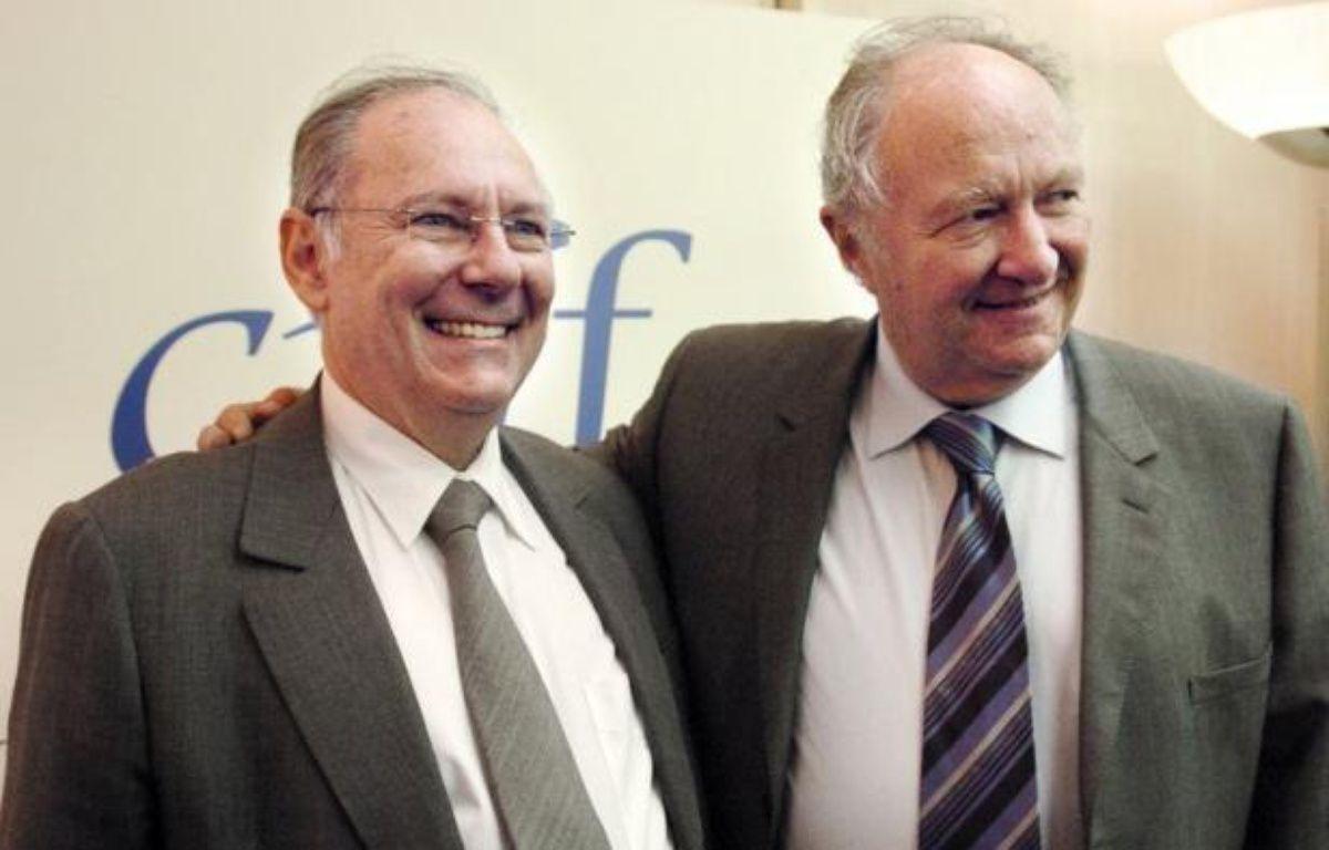 Roger Cukierman, 76 ans, qui a déjà été président du Conseil représentatif des institutions juives de France (Crif) de 2001 à 2007, en a été de nouveau élu président dimanche pour une durée de trois ans, a annoncé le Conseil dans un communiqué. – Jean Ayissi AFP