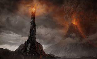 Le Mordor, dans Le Seigneur des Anneaux.