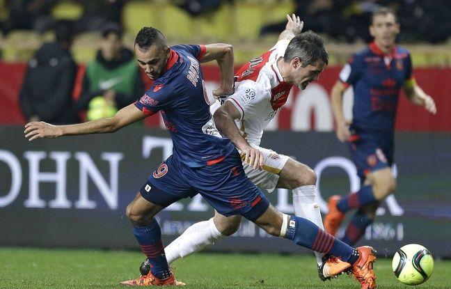 Après la Ligue 2, Khalid Boutaïb a découvert la Ligue 1 avec le Gazélec Ajaccio l'année passée.
