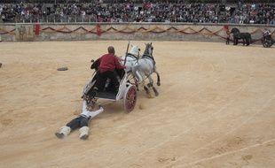 Les Grands jeux romains (Archives)