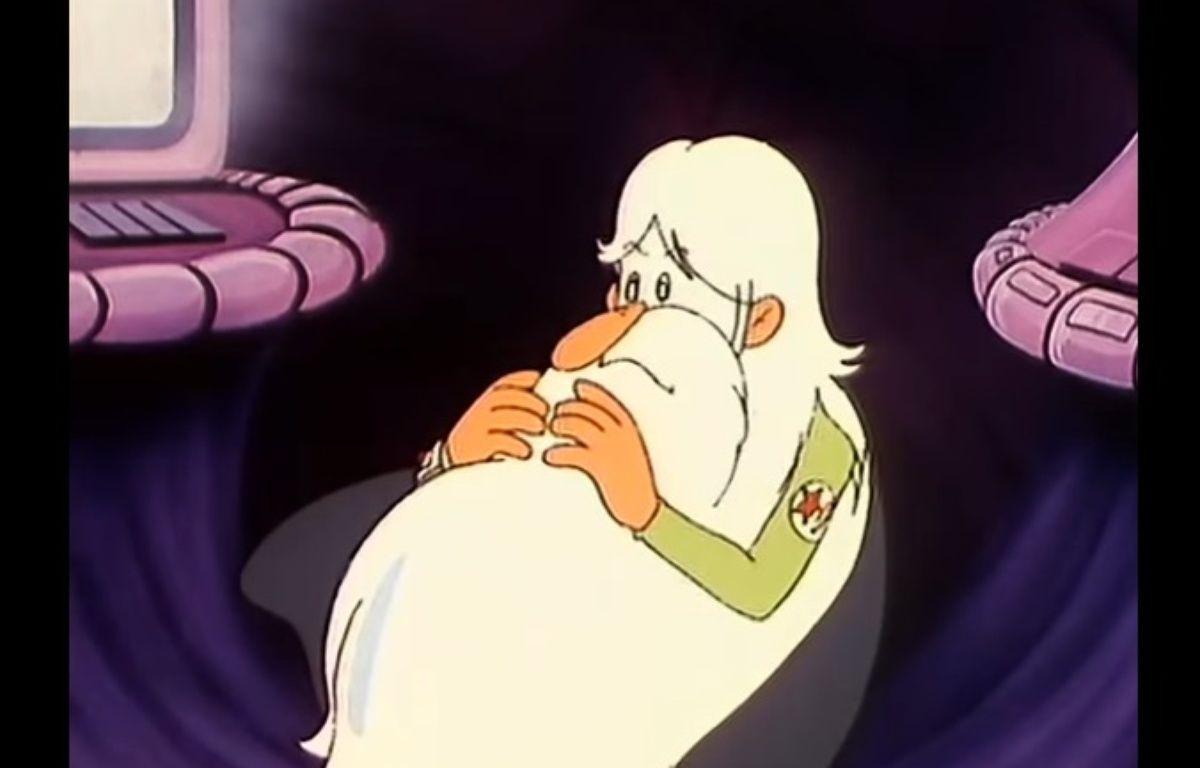 Le personnage Maestro décrypte le fonctionnement du corps humain dans « Il était une fois... la vie». – Capture d'écran YouTube
