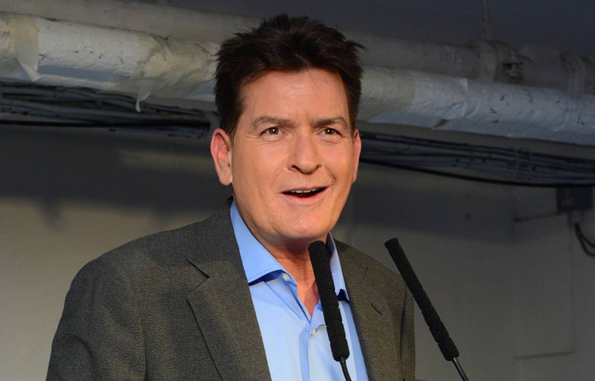 Charlie Sheen à Londres – Joe Alvarez