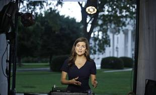 La journaliste de CNN Kaitlan Collins n'a pas pu assister à une conférence de presse pour avoir posé des questions dérangeantes à Donald Trump.