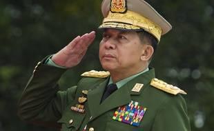 Le compte Facebook de Min Aung Hlaing, général de l'armée birmane, a été supprimée.