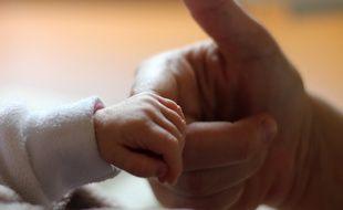Sept bébés sont nés sans bras ou sans main entre 2009 et 2014 dans l'Ain. Illustration.