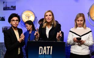 Agnès Evren, présidente de la fédération LR à Paris.