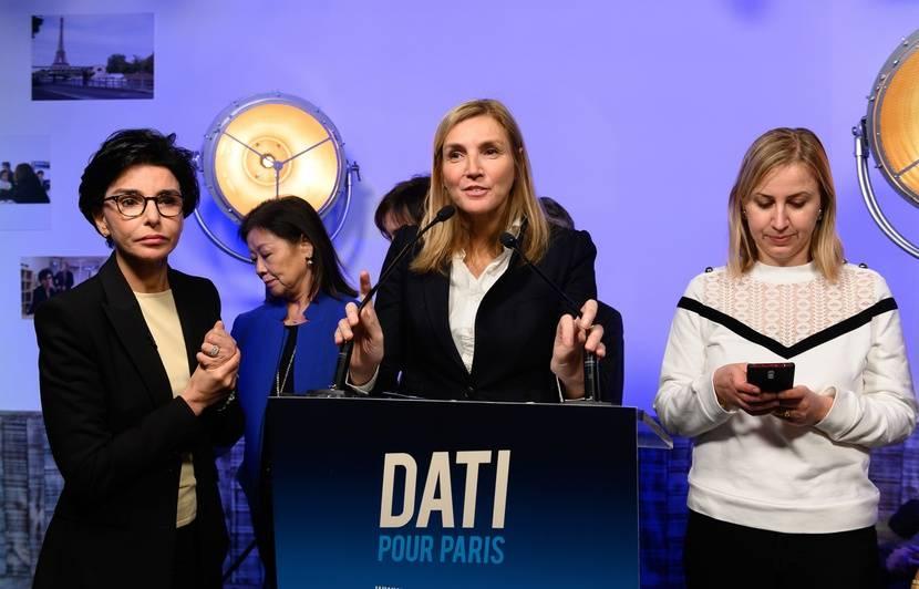 Municipales 2020 à Paris: Agnès Evren, présidente de la fédération LR, investie dans le 15e